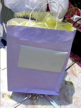 Bride's Friendship Bag Makes Nice Wedding Gift for Bridesmaids