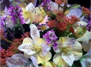 wedding flower choices