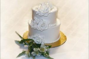 budget wedding cakes