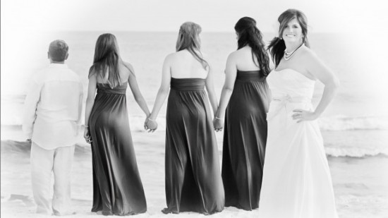 maid of honor bridal party