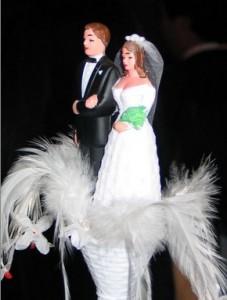 successful wedding