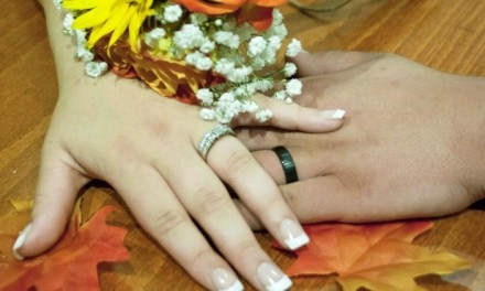 Grooms Get Personal With Their Rings