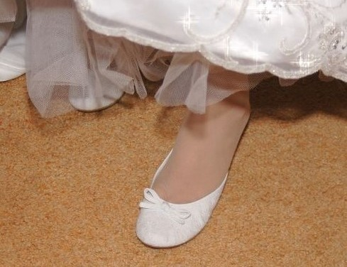 Wedding Shoes, buying and preparation