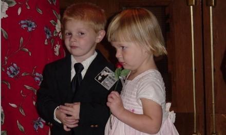 Kids Wedding Reception Activities