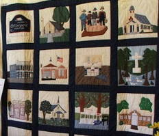 Photo Quilts as Wedding Gifts