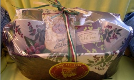 Wedding Gift Baskets Are the Ultimate Personalized Wedding Gift