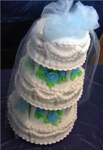 wedding cake activities