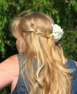 Types Of Hair Bridal Accessories