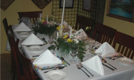Affordable Wedding Reception Centerpieces