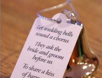 Bridal Accessories Include The Wedding Favors