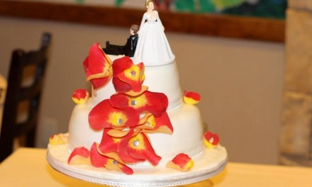 Include The Cake Topper In Your Bridal Accessories Package