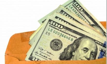 Gift of Giving Cash Wedding Etiquette