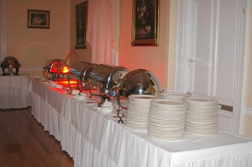 Food and Drinks for the Big Day