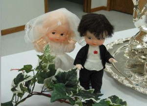 standard wedding etiquette