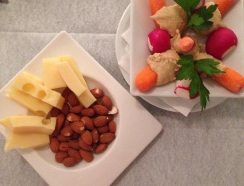Try Vegan Hors d'oeuvres To Please Every Palate