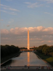 Washington Monument wedding