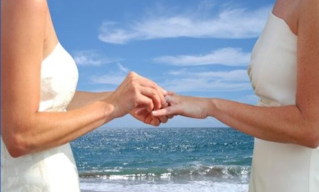 Don't Forget About the Classic Gay Wedding Destinations in the U.S.
