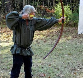 A Robin Hood Wedding Could Be Right on Target!
