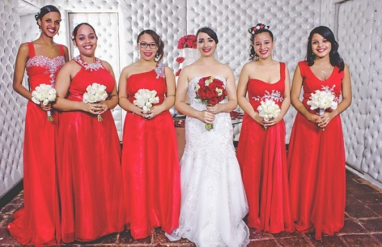 diy wedding bridesmaids