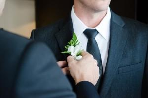 diy wedding tuxedo
