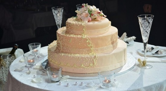 do it yourself wedding cake