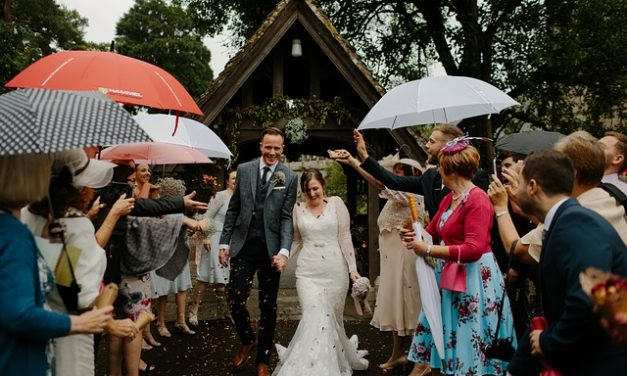 Choosing Different Places For Different Types Of Weddings